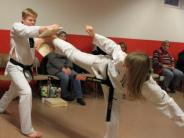 Taekwondo: Vier Stunden Anspannung
