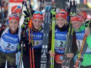 Biathlon: Skijäger starten so erfolgreich wie noch nie