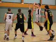 Basketball: Aichach hängt in der Luft
