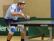 Tischtennis: Nach dem Triumph kam eine Klatsche