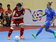"Weltmeisterschaft: Bronze in Bangkok: ""Da kann ich nicht meckern"""