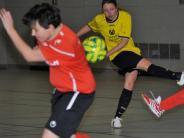 Futsal: Unter ferner spielten