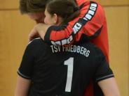 Volleyball: Trainer und Spieler harmonieren als Einheit