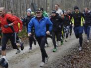 Silvesterlauf: Hoher Spaßfaktor bei miesem Wetter