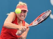 Tennis: Tennis-Quartett im Viertelfinale - Aus für Witthöft