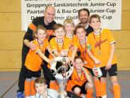Futsal: Winnie Puuh für die Jüngsten