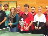 Tischtennis: Der Titelverteidiger bleibt unbezwungen