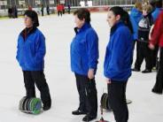 Eisstockschießen: Hoffnung auf nächstes Wintermärchen