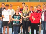 Tischtennis: Der Titelverteidiger bleibt vorn