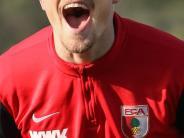 FC Augsburg: Philipp Max freut sich auf Olympia