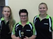 Tischtennis: TSV-Frauen für Bezirksfinale qualifiziert