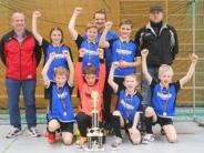 Futsal: Wiesenbachs E-Junioren jubeln