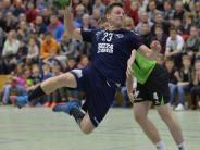 Handball: Höher, immer höher