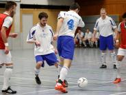 Futsal: Von wegen schwere Beine