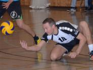 Volleyball: Nach Rückstand wieder aufgestanden
