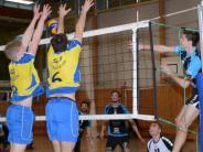 Volleyball: Verkehrte Welt ab Satz drei