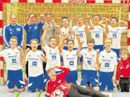 Futsal: Wertachtaler Doppel-Jubel