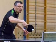 Tischtennis: Ein Brenner allein reicht nicht