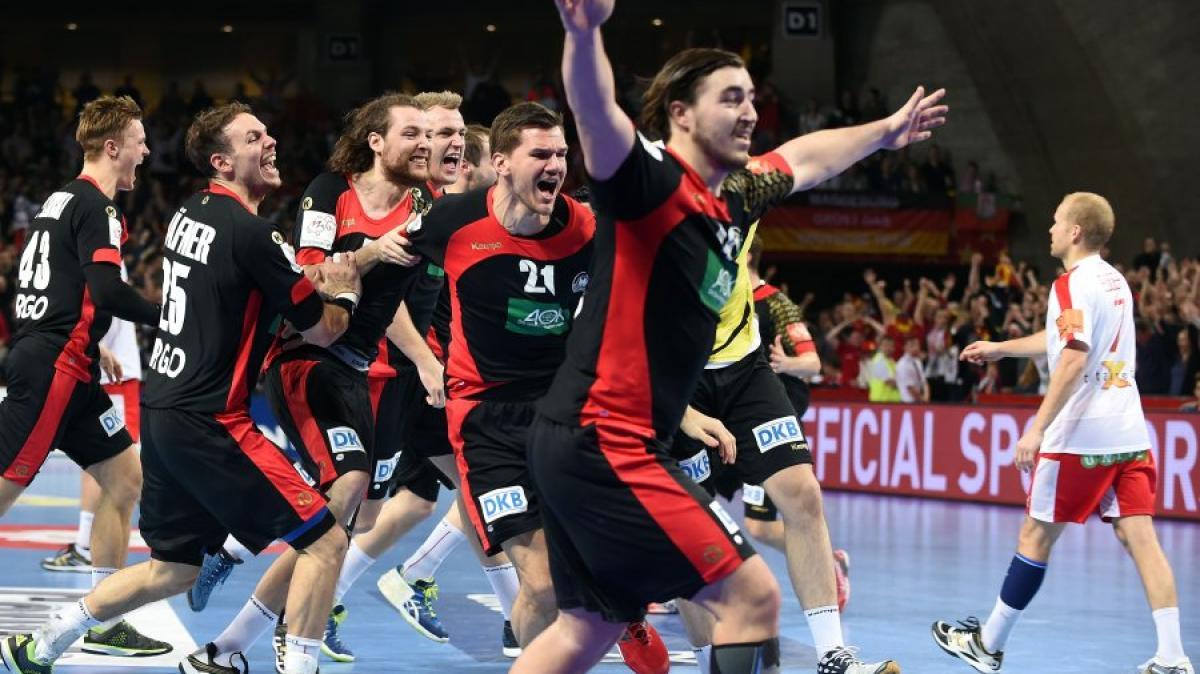 deutschland handball live