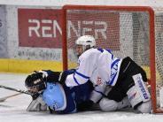 Landsberg: Eishockey: Puck trifft Zuschauer am Kopf - wer muss jetzt haften?