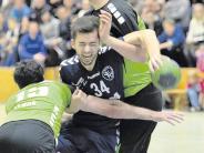 Handball: Mit aller Macht