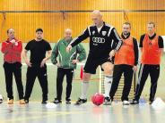 Aktion: Schanzer bilden Trainer weiter