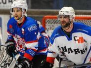 Eishockey: Die Wörishofer Wölfe besiegen die Müdigkeit