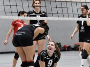 Volleyball: Dann gab es doch noch lachende Gesichter