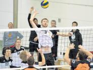 Volleyball: Weißenhorn beweist die Landesliga-Tauglichkeit