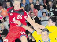 Handball: Vöhringer springen nicht hoch genug
