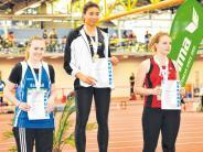 Leichtathletik: Medaillenregen für die DJK