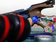 Luftpistole: Rekord aufgestellt