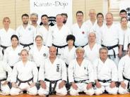 Karate: Konzentrieren, schwitzen, lernen