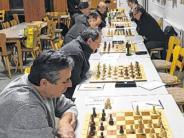 """Schach: Kantersieg für die """"Erste"""""""