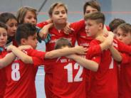 Jugendfußball: Der Außenseiter verpasst nur knapp das Halbfinale