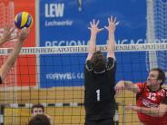 Volleyball: Tolle Angriffe, klasse Blocks
