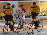 Radball 2. Bundesliga: Kissing ist nun Dritter