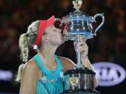 Tennis: Krise trotz Kerbers Coup
