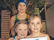 Schwimmen: Schnelle Stadtberger
