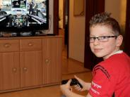 Motorsport: Aichacher Kartfahrer eifert Sebastian Vettel nach