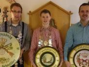 Schützenkönige 2016: In Rammingen regiert ein Bruderpaar