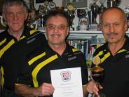 Tischtennis: Bad Wörishofer Senioren setzen Siegesserie fort