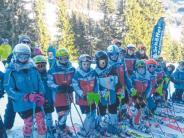 Ski alpin: Obenauf am Unterjoch