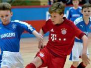 Hallenturniere: E-Junioren der Bayern in Blaustein Favorit
