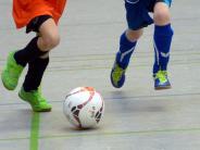 Jugend-Fußball: Ein Turnier für die Kleinsten