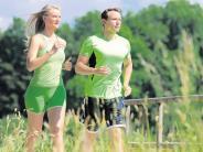 Jogging-Strecken: Lust auf Laufen? Diese Karte zeigt die schönsten Strecken in Augsburg