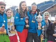 Ski alpin: Mit 47 Jahren nochmals zum Titel