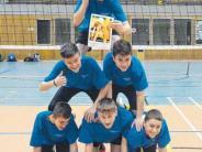 Schulvolleyball: Für die Bayerische qualifiziert