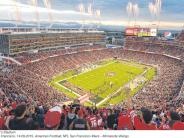 American Football: Super Bowl statt Faschingsball