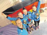 German Open: Jung, talentiert, erfolgreich
